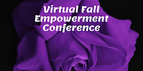 Virtual Fall Empowerment Conference tickets