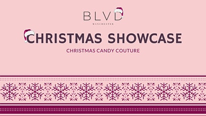 BLVD Candy Couture Christmas Showcase tickets