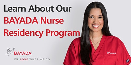 Your nursing future awaits! Are you ready to  love what you do with BAYADA? tickets