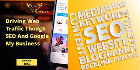 Driving Web Traffic Though SEO And Google My Business Tickets