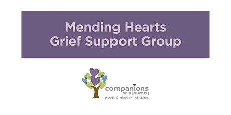 COJ Mending Hearts for Grieving Children, Teens and Families tickets