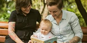 Pride Month at QUT - Rainbow Families Storytime