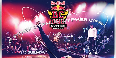 Red Bull BC One Cypher Turkey tickets