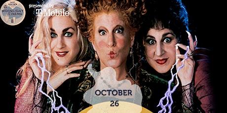 Moonlight Cinema Halloween Series: Hocus Pocus tickets