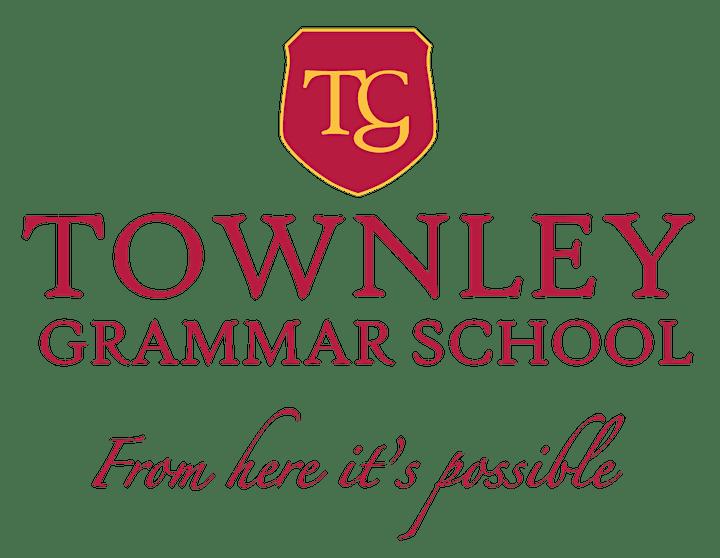 Townley Grammar School Year 6 Open Evening - Thursday 14th October 2021 image