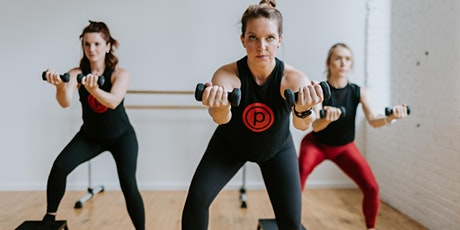 Tuck Cancer! Pure Barre Outdoor Class at RED COW tickets