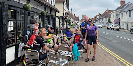 Introductory and Social Ride, 36 miles, 12/13mph tickets