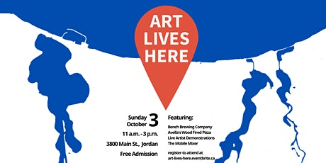 ART LIVES HERE tickets