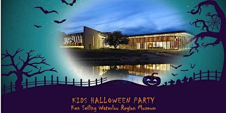 The Ken Seiling Waterloo Region Museum Halloween Party tickets