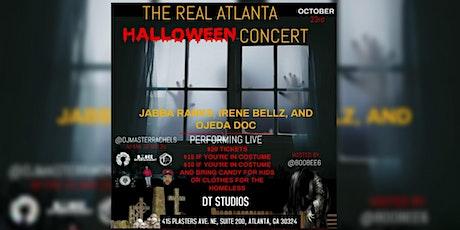 The Real Atlanta Halloween Concert tickets