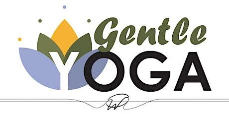 Gentle Yoga with Racheal tickets