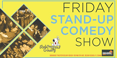 Sick Puppies Improv Stand Up Comedy Show in Delray Beach tickets
