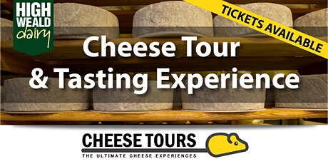 Friday Cheese Tours - High Weald Dairy tickets
