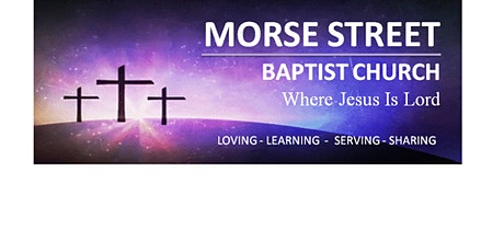 MSBC In person Sunday Worship Service tickets