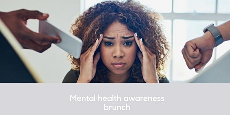 Mental Health and Domestic Violence  Awareness Brunch tickets