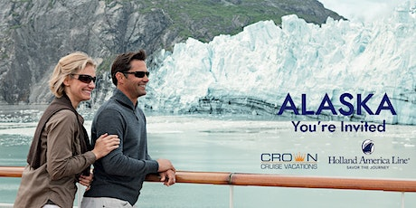On Stage Alaska with Crown Cruise Vacations and Holland America Line tickets