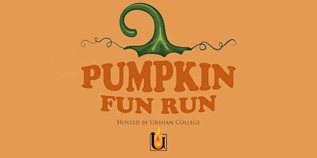 1st Annual Pumpkin Fun Run tickets