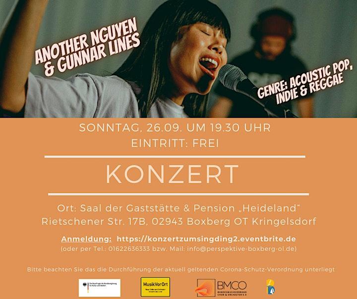 """Konzert zum """"Sing Ding II"""": Bild"""
