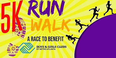5k Benefit Run/ Walk tickets