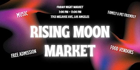 Rising Moon Market tickets