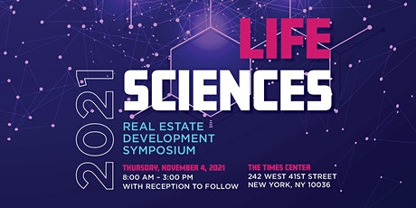 2021 Life Sciences Real Estate Development Symposium tickets