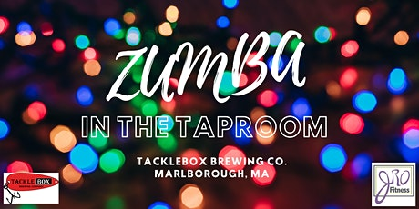 Zumba in the Taproom at Tacklebox Brewing Co. tickets