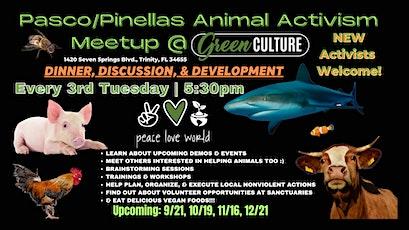Pasco/Pinellas Animal Activism Meetup tickets