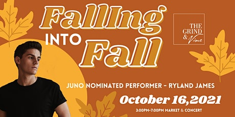 Falling into Fall with Ryland James tickets