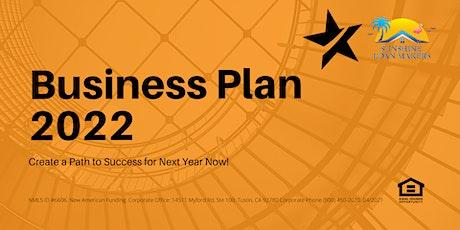 BUSINESS PLAN 2022 tickets