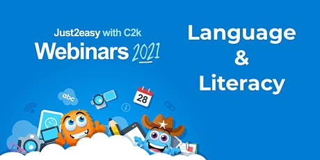 Language and Literacy, younger learners tickets