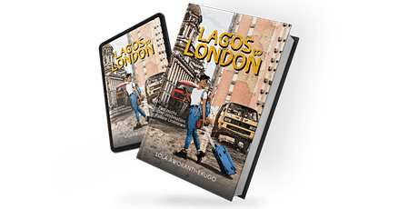 Lagos To London Book Launch tickets