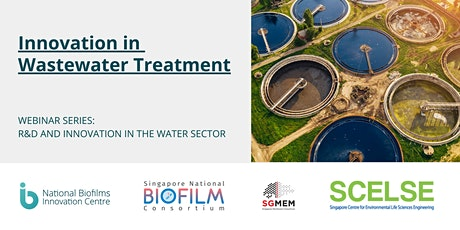 Innovation in Wastewater Treatment tickets
