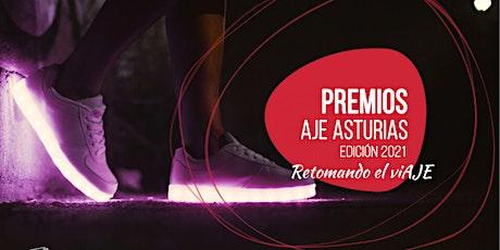Premios AJE Asturias 2021 tickets