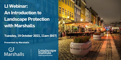 LI Webinar: An Introduction to Landscape Protection with Marshalls tickets