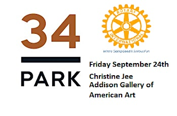 Andover Rotary-September  24, 2021- Guest: Christine Jee-Addison Gallery tickets