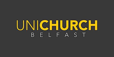 UniChurch Belfast Relaunch tickets