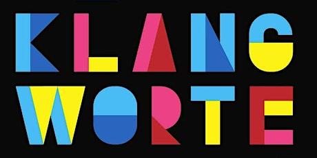 KlangWorte - Jazz trifft auf Literatur Teil 7 von 8 Tickets