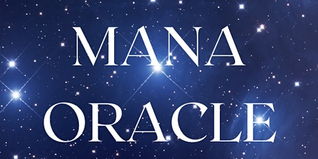 Mana Oracle Beginner Level 1 Card Reader Course tickets