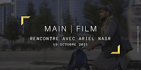 Rencontre avec un cinéaste : Ariel Nasr | En ligne tickets