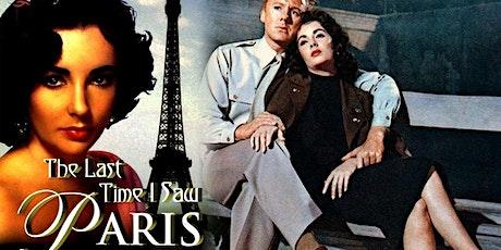 "Classic Film Series: ""The Last Time I Saw Paris"" (1954) tickets"