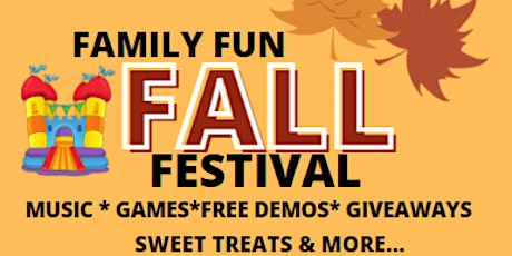 Fall Festival Family Event Hosted By Lifeguide Healthcare tickets