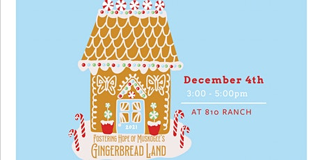 Gingerbread Land tickets