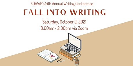 Fall into Writing - SDAWP's 14th Annual Writing Conference tickets