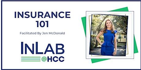 Insurance 101 Virtual via Zoom tickets
