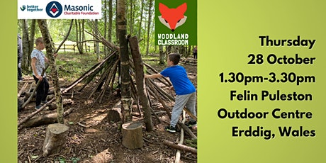 Better Together - Forest School @ Felin Puleston Outdoor Centre tickets