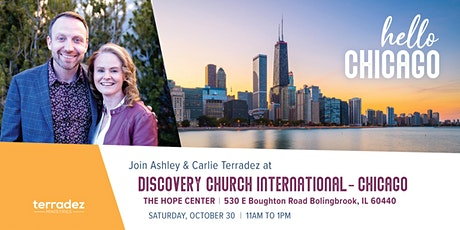 Ashley & Carlie Terradez at Discovery Church — Chicago tickets