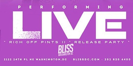 Icewear Vezzo Live At Bliss tickets