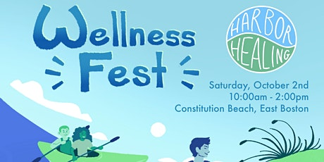 Harbor Healing Wellness Fest tickets