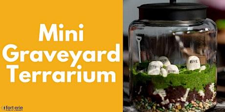 Tween/Teen Craft Kit - Mini-Graveyard Terrarium tickets