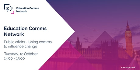Education Comms Network tickets